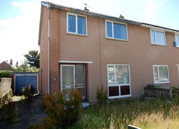 Thumbnail 3 bed semi-detached house for sale in 43 Lamb Street, Upperby, Carlisle, Cumbria