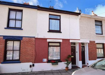 Thumbnail 2 bed terraced house for sale in Pleasant Road, Milton, Portsmouth, Hampshire