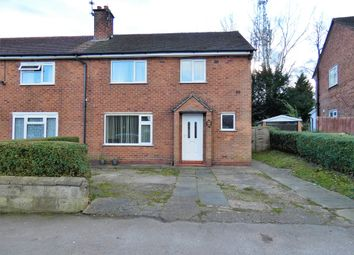 Thumbnail 3 bed semi-detached house for sale in Greenbank Lane, Hartford, Northwich