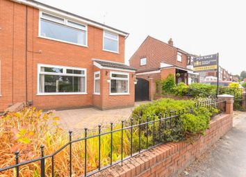 Thumbnail 4 bed semi-detached house for sale in Nutgrove Hall Drive, St. Helens