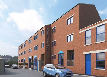 Thumbnail 2 bed flat for sale in Meridian House, Artist Street, Armley, Leeds