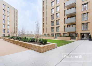 Thumbnail 2 bed flat to rent in Greenshank House, 19 Moorhen Drive, London
