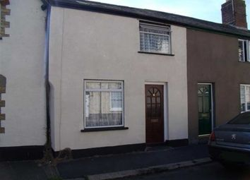 Thumbnail 2 bed terraced house to rent in Pilton Street, Barnstaple, Devon