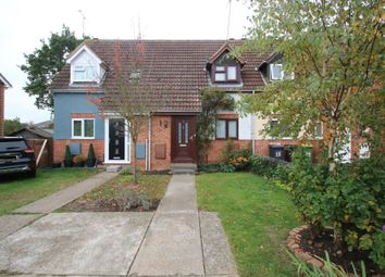 Thumbnail 2 bed terraced house for sale in Allerton Close, Ashingdon, Rochford