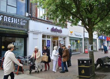 Thumbnail Retail premises to let in 83 George Street, Altrincham, Cheshire