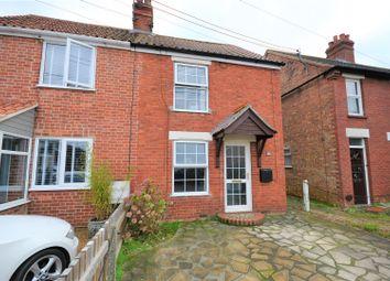 2 bed semi-detached house for sale in Church Crofts, Manor Road, Dersingham, King's Lynn PE31