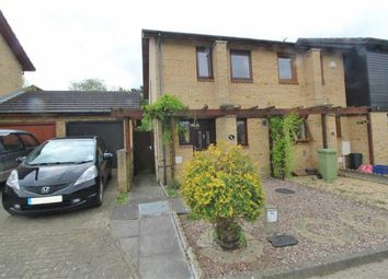 Thumbnail 2 bedroom end terrace house to rent in Hambleton Grove, Emerson Valley, Milton Keynes