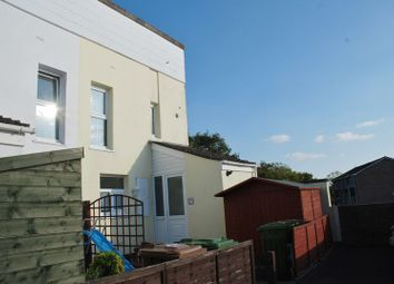 Thumbnail 3 bedroom end terrace house to rent in Cunningham Road, Tamerton Foliot, Plymouth