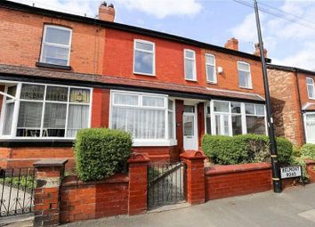 Thumbnail 3 bed terraced house to rent in Belmont Road, Sale