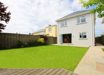 Thumbnail 4 bed detached house for sale in La Grande Route De St. Jean, St. Helier, Jersey