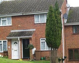 Thumbnail 2 bed property to rent in Pine Grove, Hempstead, Gillingham