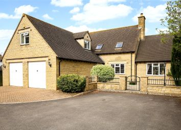 Thumbnail 4 bed detached house for sale in Rectory Close, Bondend Road, Upton St. Leonards, Gloucester