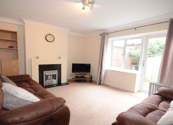 Thumbnail 2 bed maisonette to rent in Penrith Road, Basingstoke