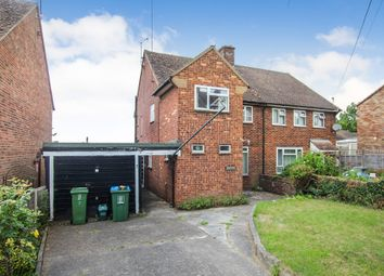 Thumbnail 3 bed semi-detached house for sale in Wellcroft, Ivinghoe, Leighton Buzzard