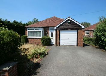 Thumbnail 2 bed detached bungalow for sale in Wincham Road, Sale