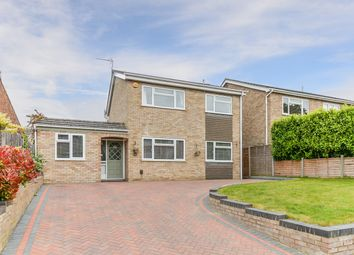 Thumbnail 5 bed detached house for sale in Water Lane, Melbourn, Royston