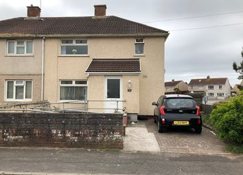 Thumbnail Semi-detached house for sale in Chrome Avenue, Port Talbot