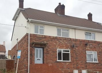 3 bed semi-detached house to rent in Hervey Road, Wells BA5