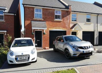 Thumbnail 3 bedroom terraced house for sale in Dairy Crest Drive, Newport