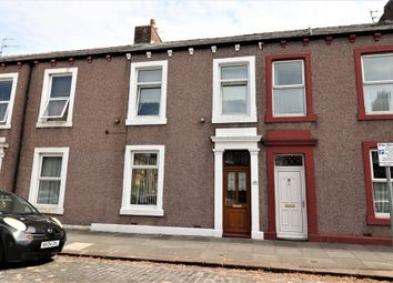 Thumbnail 3 bed terraced house for sale in Orchard Street, Off London Road, Carlisle, Cumbria