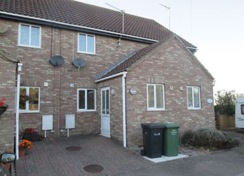 Thumbnail 2 bed terraced house to rent in Downham Road, Salters Lode, Downham Market