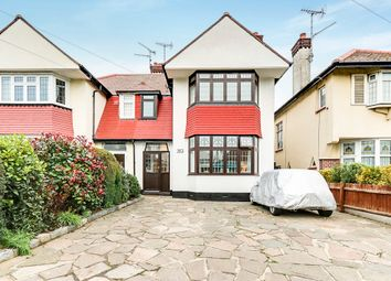 Thumbnail 3 bed semi-detached house for sale in Woodgrange Drive, Southend-On-Sea