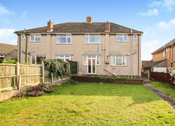 Thumbnail 4 bedroom semi-detached house for sale in Leap Valley Crescent, Downend, Bristol