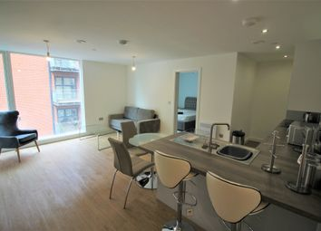 Thumbnail 2 bed flat to rent in North Central, 9 Dyche Street, Manchester