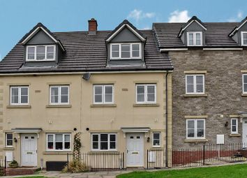 Thumbnail 3 bed town house for sale in Ffordd Yr Hebog, Coity, Bridgend .