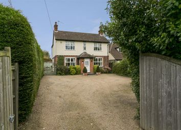 Thumbnail 4 bed detached house for sale in London Road, Ryarsh, West Malling