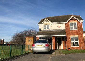 Thumbnail 4 bed detached house for sale in 1 Neptune Close, South Hornchurch, Rainham, Essex