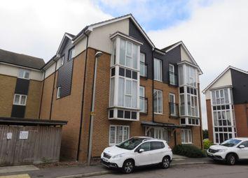 Thumbnail 2 bed flat for sale in Bridgland Road, Purfleet, Essex