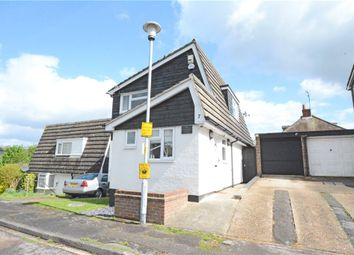 Thumbnail 3 bed detached house for sale in Rook Road, Wooburn Green, High Wycombe