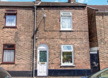 Thumbnail 2 bed end terrace house for sale in Checker Street, King's Lynn