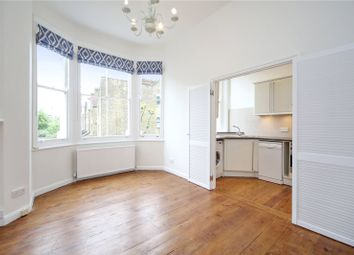 Thumbnail 1 bed flat to rent in Callcott Road, London