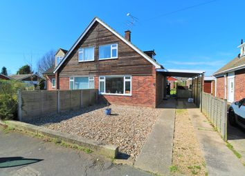 Thumbnail 2 bed semi-detached house for sale in Field Way, Wivenhoe, Colchester