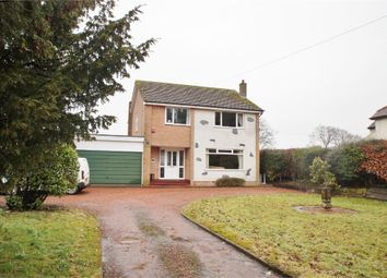 Thumbnail 4 bed detached house for sale in Harker, Carlisle, Cumbria
