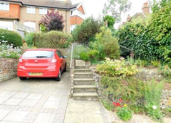 Thumbnail 3 bed semi-detached house for sale in East Highland Furlong, Seaford