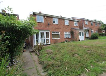 Thumbnail 3 bed semi-detached house for sale in Abbey Road, Coventry