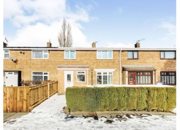 Langley Road, Newton Aycliffe DL5. 3 bed terraced house for sale