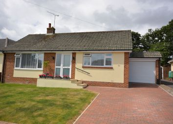 Thumbnail 3 bed detached bungalow for sale in Hadley Way, Broadstone