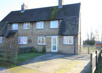Thumbnail 3 bed semi-detached house to rent in Brookbank, The Street, Brook, Kent