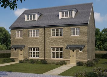 Thumbnail 4 bed semi-detached house for sale in Woodlands, Wood Bottom, Leeds, West Yorkshire