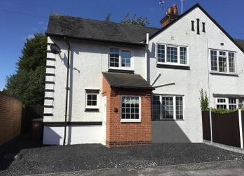 Thumbnail 2 bed property for sale in Station Street, Castle Gresley