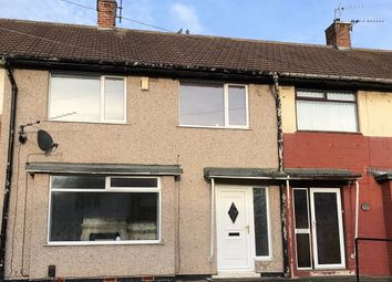 Thumbnail 3 bed terraced house to rent in Roseneath Avenue, Stockton-On-Tees