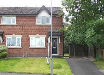 Thumbnail 2 bedroom semi-detached house to rent in Brentwood Drive, Farnworth