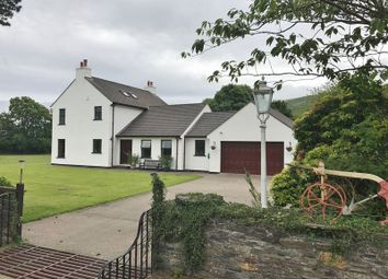 Thumbnail 4 bed detached house for sale in Ballacaley Road, Sulby, Isle Of Man