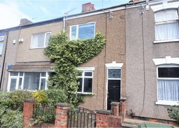 Thumbnail 2 bed terraced house for sale in Heneage Road, Grimsby