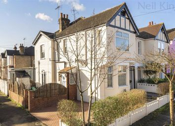 Thumbnail 3 bed flat for sale in Eastwood Road, South Woodford, London