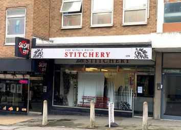 Thumbnail Retail premises to let in 159 Kings Road, Brentwood, Essex